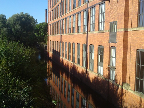 Cavendish Mill, Aston, Greater Manchester.